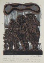 Image of [nude family under a cloud] - Wessum, Jan van, 1932-1988