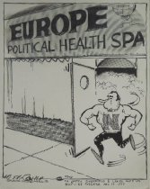 Image of Political Health Spa - Fischer, Ed
