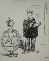 "Image of ""I'm Streaking"" - Jensen, Cecil, 1902-"