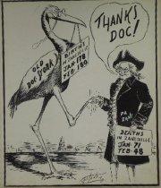 Image of Thanks Doc! - Copeland, Greg