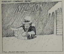Image of Forecast---Continued Snow! - McClanahan, Bill, 1907-1981