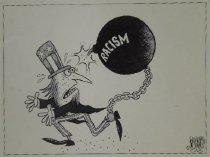 Image of Racism - Sauceda, Norman Allan (Allan McDonald),1970-