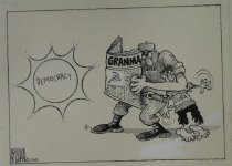 Image of Democracy - Sauceda, Norman Allan (Allan McDonald),1970-