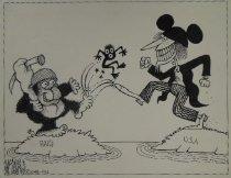 Image of [Kicking Game] - Sauceda, Norman Allan (Allan McDonald),1970-