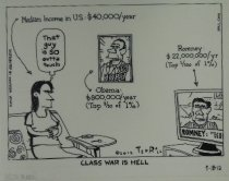 Image of Class War Is Hell - Rall, Ted, 1963-