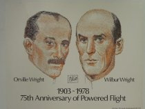 Image of 1903-1978: 75th Anniversary of Powered Flight - Caniff, Milton, 1907-1988