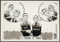 Image of A meeting of minds - Backderf, John, (derf) 1960-