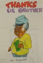 Image of Thanks Lil Brother - Turner, Morrie, 1923-2014
