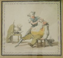 Image of [barber] - Motte, Charles, 1785-1836