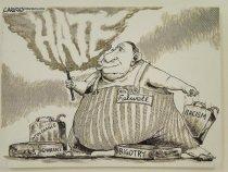 Image of Hate - Carino, Dan