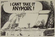 Image of I can't take it anymore! - Ariail, Robert, fl. 1999