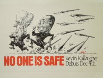 Image of No One is Safe - Kallaugher, Kevin (Kal), 1955-