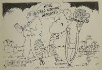 Image of Have Greg Norman deported - Jurden, Jack, 1926-2015