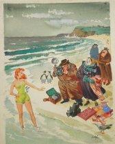 Image of [Bikini woman] - Pidgeon, William Edward (WEP), 1909-1981
