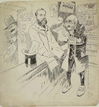 "Image of ""Hughes' chances in New York doubtful""--Common Talk - Bradley, Luther Daniels, 1853-1917"