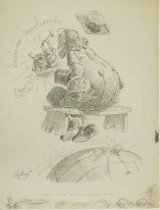 Image of -Who'd take an earthquake now- - Sykes, Charles Henry (Bill), 1882-1942