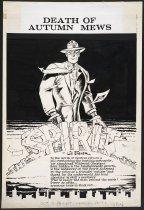 Image of Death of Autumn Mews - Eisner, Will, 1917-2005
