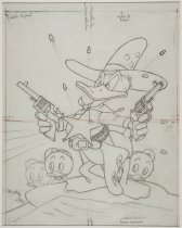 Image of Sheriff of Bullet Valley - Barks, Carl, 1901-2000