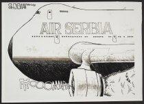 Image of Air Serbia - Sheneman, Drew