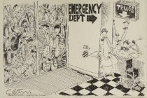 Image of Emergency Dept - Catrow, David, 1952-
