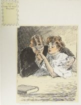 Image of Artist's proofs - Gibson, Charles Dana, 1867-1944