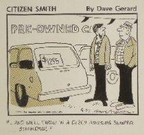 Image of Citizen Smith - Gerard, David, 1909-