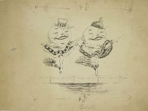 Image of [Dancing balls] - Herford, Oliver, 1863-1935