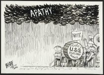 Image of Apathy - Backderf, John, (derf) 1960-