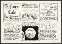 Image of A fairy tale by Ronnie Reagan - Backderf, John, (derf) 1960-