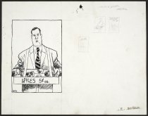 Image of Apples 5 cents ea. - Backderf, John, (derf) 1960-