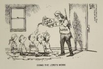 Image of Doing the Lord's Work - Beattie, Bruce, 1954-