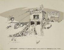 Image of Brown Bridge Dam - Hibbard, Eugene, 1932-