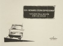 Image of Governor Howard Stern Expressway - Thomson, Keith