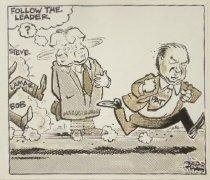 Image of Follow the leader - Hill, Draper, 1935-2009