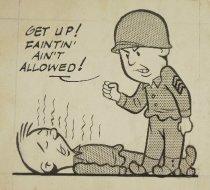 Image of Get Up! Faintin' Ain't Allowed! - Fox, Gill, 1915-2004