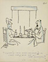 "Image of ""What's this dish called, in case they ask me at the hospital?"" - Katzman, Larry, 1922-"