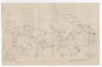 Image of [Inmates at mealtime] - Tobita, Tokio, 1918-