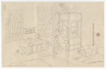 Image of [Inmates cleaning their cell] - Tobita, Tokio, 1918-