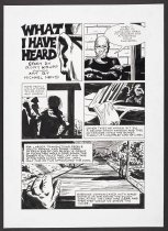 Image of What I have heard - Neno, Michael Raymond, 1961-