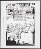 Image of Auld fire - Ink, Max