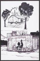 Image of [Church]/[Brick wall art] - Hammer, Joanna