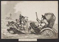 Image of John Bull in France  - Wigstead, Henry, 1745?-1800