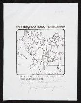 Image of The neighborhood - Van Amerongen, Jerry