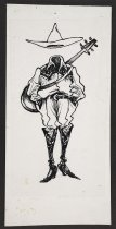 Image of [Empty cowboy suit] - Vanderbeek, Donald William, 1949-2014