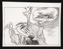 Image of [Man holding keys for woman] - Vanderbeek, Donald William, 1949-2014