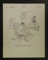 Image of Georgie-porgie! How do you feel after the big time we had last night? - Bernhardt, Glenn, 1920-