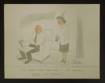 Image of I'll need more than that - I'm buying food not clothes. - Helle, Ray, 1917-