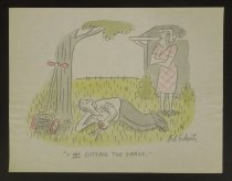 Image of I AM cutting the grass. - Schroeter, Bob