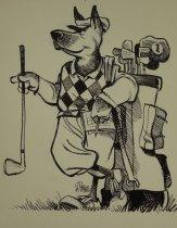 Image of [Golf dog] - Payne, Henry