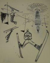 Image of Freestyle skiing - Payne, Henry